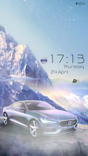 個人化必備APP下載|Volvo Concept Coupe Locker 好玩app不花錢|綠色工廠好玩App