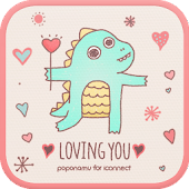 YongYong(Love) go locker theme