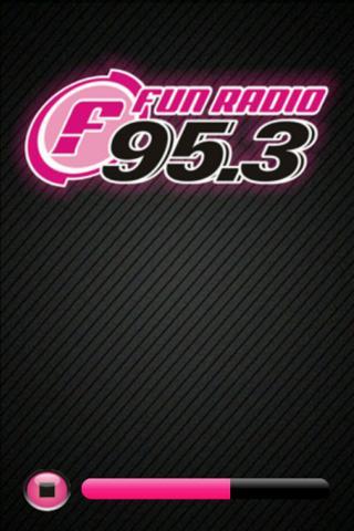 FUN RADIO 95.3- screenshot
