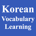 Korean Vocabulary Learning - icon