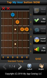 All Guitar Chords- screenshot thumbnail