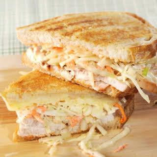 The Rachel Sandwich.