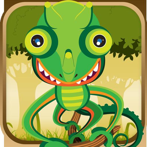 愤怒的蜥蜴:宠物鸟救援 休閒 App LOGO-APP開箱王