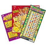 Scratch Off (Scratchers Games) Classic 6.3