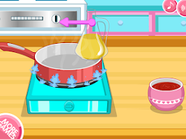 Screenshot of Cooking Games - Pasta Pronto