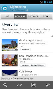 San Francisco Travel Guide - screenshot thumbnail