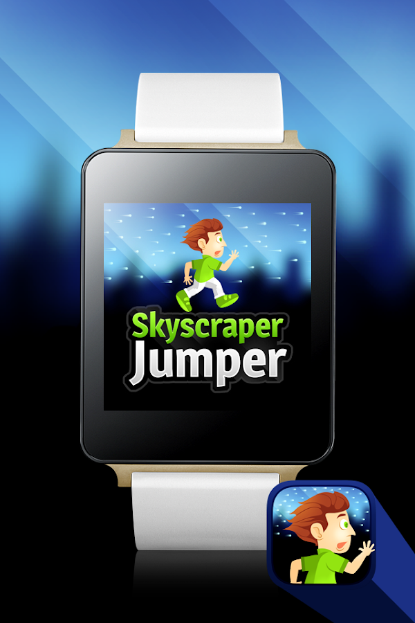 Skyscraper Jumper - Wear- screenshot