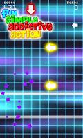 Screenshot of Arrow Swipe Run X: Rhythm game