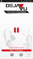 Screenshot of Radyo Dejavu
