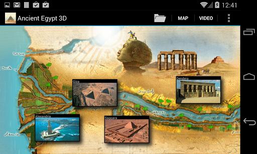 Ancient Egypt 3D Lite