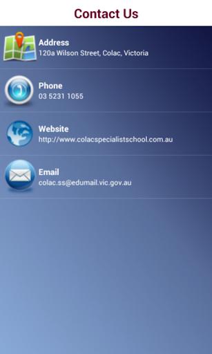 【免費教育App】Colac Specialist School-APP點子