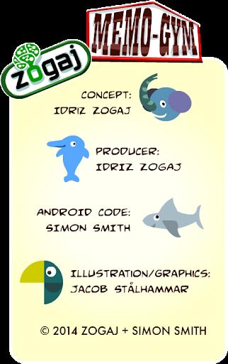 【免費教育App】Zogaj Memo-Gym-APP點子