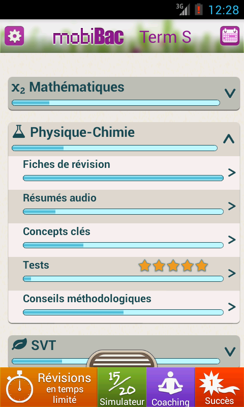 mobiBac Term S- screenshot