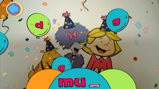 Clifford's BIG Birthday - screenshot thumbnail