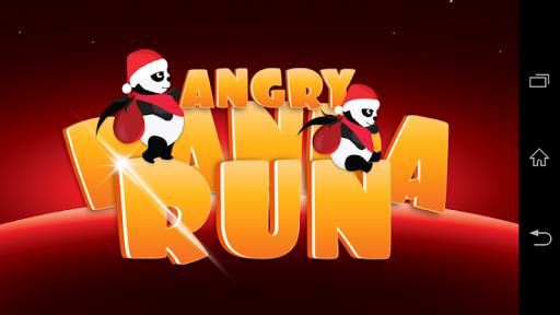 Angry Panda Run