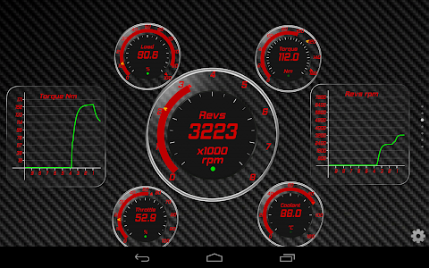 Torque Theme Glass OBD 2 screenshot 2