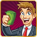 Be a Billionaire: Rain Money icon