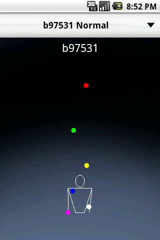JuggleDroid - screenshot