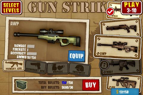 Gun Strike XperiaPlay  screenshots 5