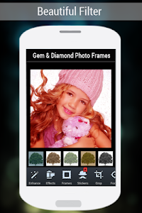 Gem & Diamond Photo Frames screenshot 1