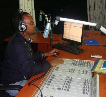 Somalian All in One Live Radio