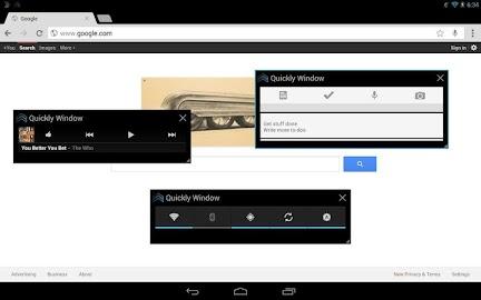 Quickly Notification Shortcuts Screenshot 10