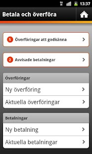 Sparbanken företag - screenshot thumbnail
