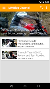 Monkeymotoblog- screenshot thumbnail