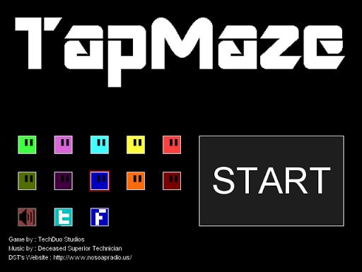 Tap Maze