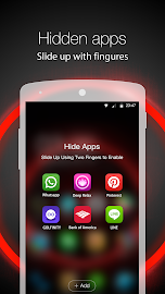 Hola Launcher - Simple & Fast Screenshot 5