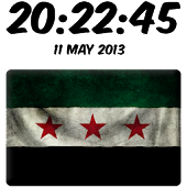 Syrian Opposition Clock