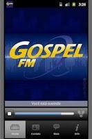 Screenshot of Radio Gospel FM - Sao Paulo