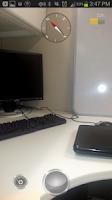 Screenshot of Flashlight LED w/ Camera View