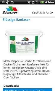 Diessner Produktkatalog- screenshot thumbnail