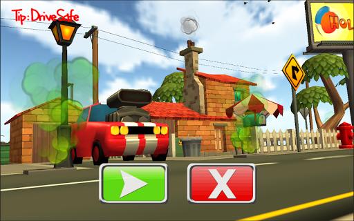 City Muscle Car Simulator 3D