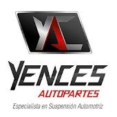 YENCES AUTOPARTES SAS