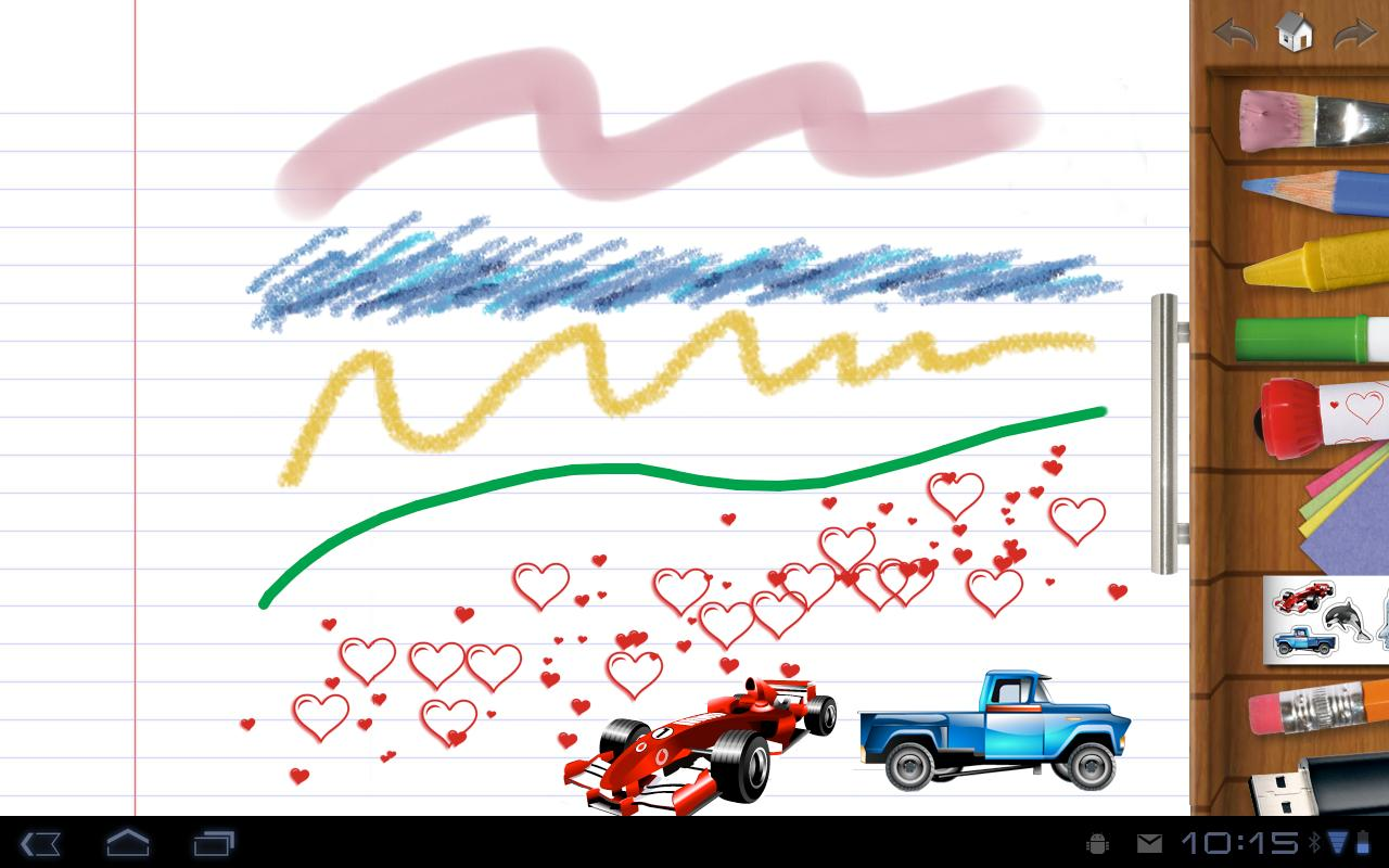 Line Drawing Game App : Drawing pad android apps on google play