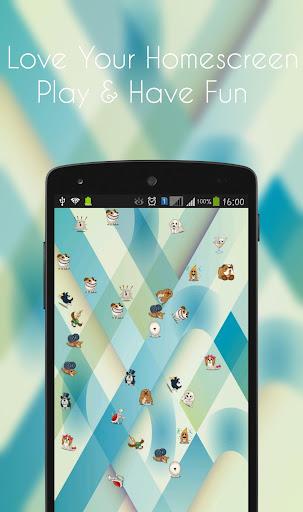 玩個人化App|Nexus 5 Kitkat LWP Pro免費|APP試玩
