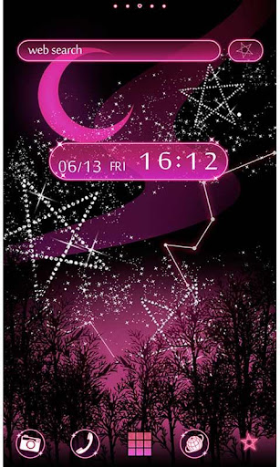 Cute Theme-Constellations- 2.0.0 Windows u7528 1