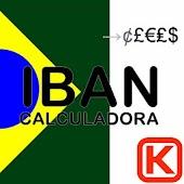 Brazil's IBAN Calculator