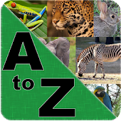 Kids Preschool A-Z Animal Game