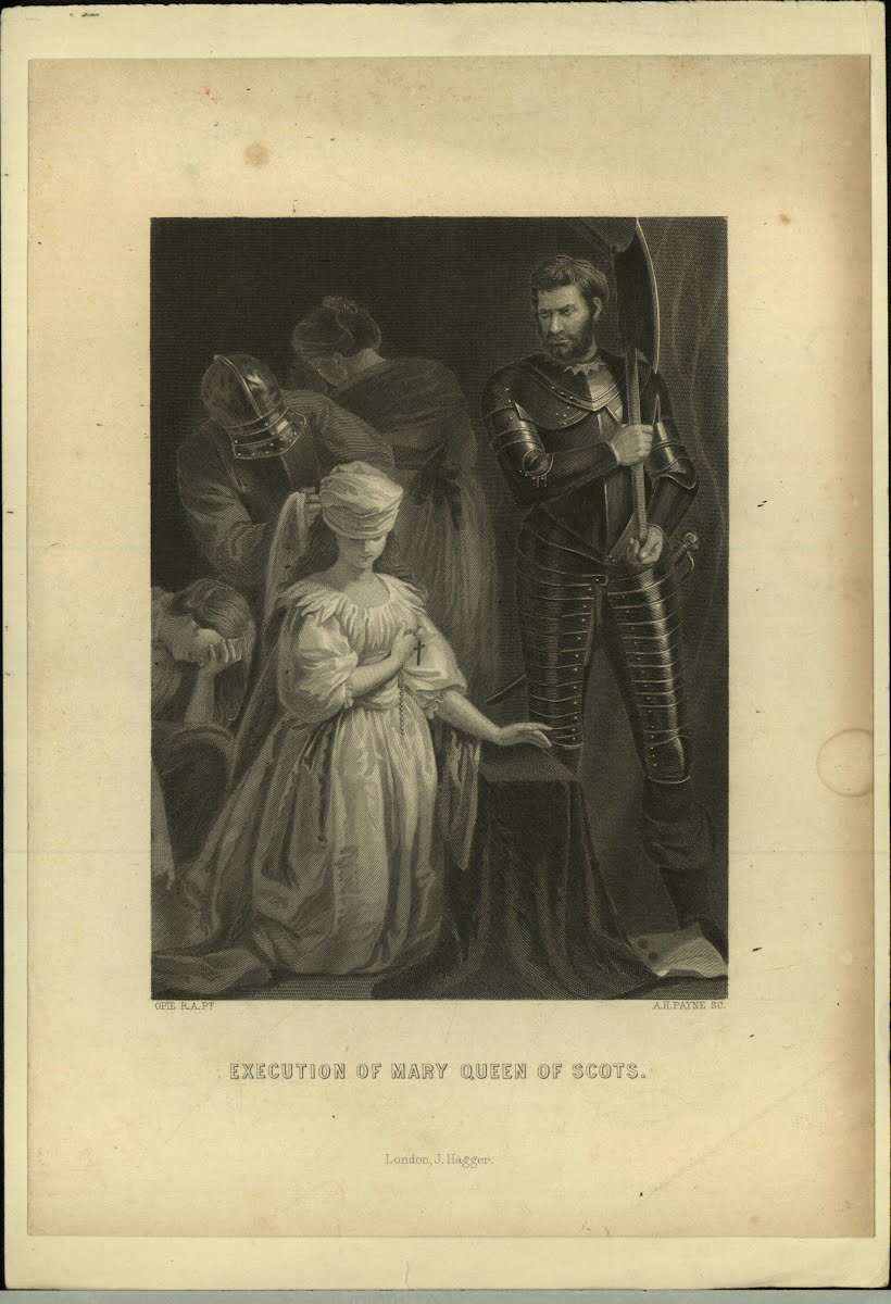 Marry Queen Of Scots Trial & Execution