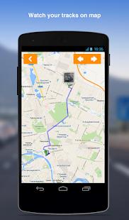 Car DVR & GPS navigator 7