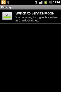 CMWRAP- screenshot thumbnail