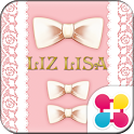 "LIZ LISA ""Sweet Ribbon""きせかえテーマ icon"