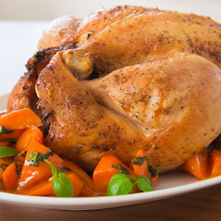 Roast Chicken with Crispy Skin Recipe
