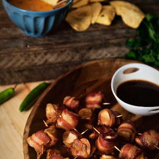 Huli-Huli Bacon Chicken Bites #CaptainsTable