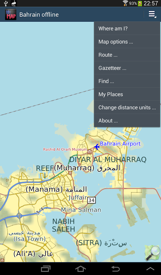 how to add state maps offline maps to google maps