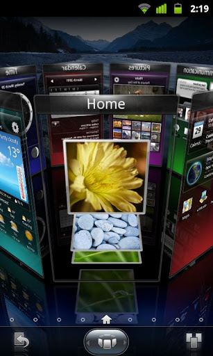 SPB Shell 3D Best Android Launcher