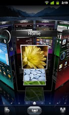 launcher 3d android